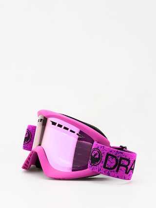 Dragon Goggles DX (violet/lumalens pink ion)