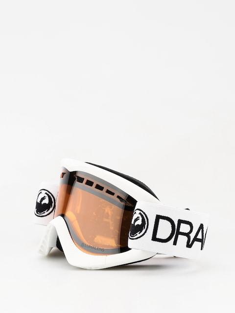 Dragon Goggles DXS (white/lumalens silver ion)