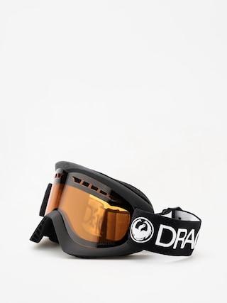 Dragon Goggles DX (black/lumalens amber)