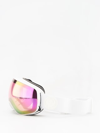 Dragon Goggles X2s (whiteout/lumalens pink ion/dark smoke)