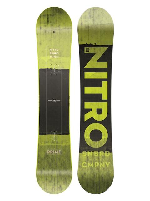 Nitro Snowboard Prime Toxic Wide (multi)