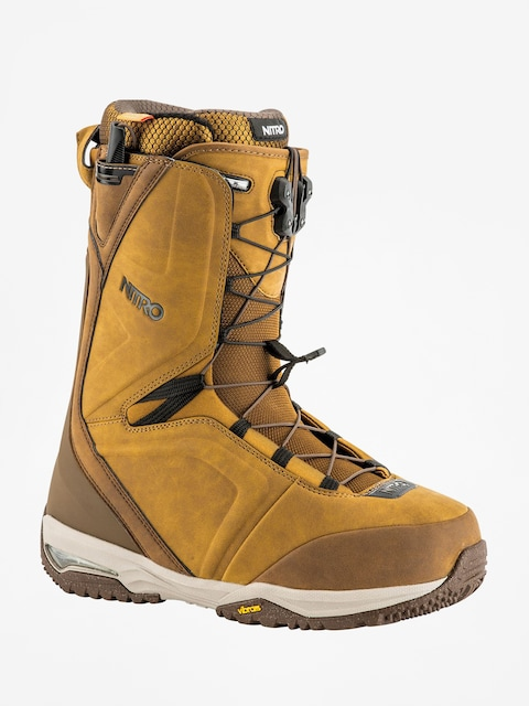 Nitro Team TLS Snowboard boots (two tone brown)