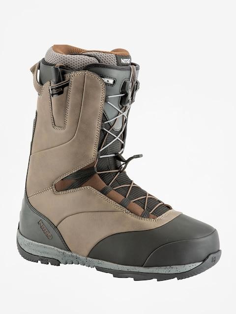 Nitro Venture TLS Snowboard boots (brown black)
