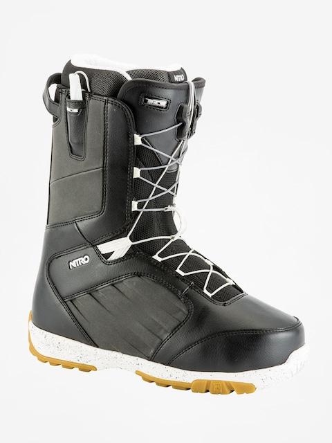 Nitro Anthem TLS Snowboard boots (black white)