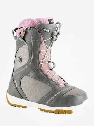 Nitro Monarch TLS Snowboard boots Wmn (grey)