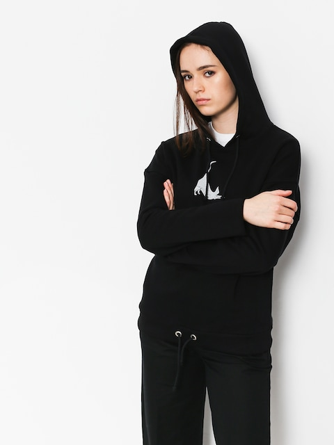 The Hive Cat Hoodie Wmn (black)