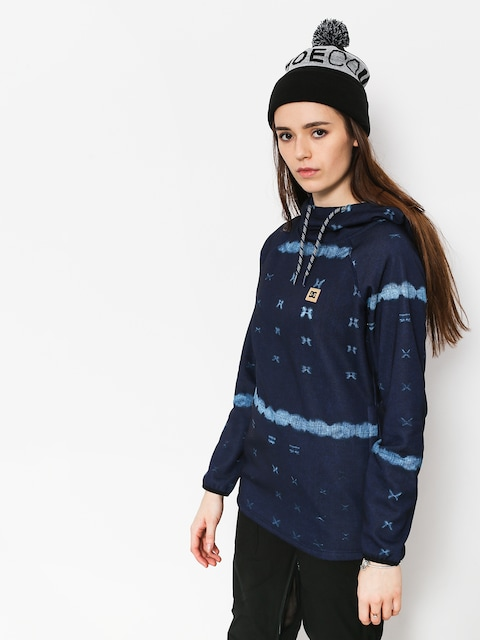 DC Salem Active sweatshirt Wmn (dark blue mud b)