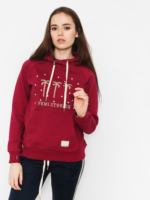 Femi Stories Blend HD Hoodie Wmn