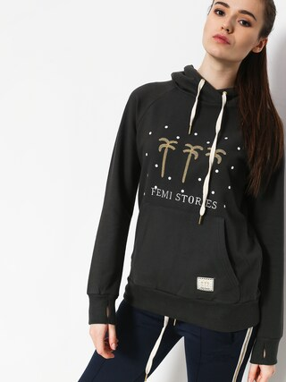 Femi Stories Blend HD Hoodie Wmn (wbl)
