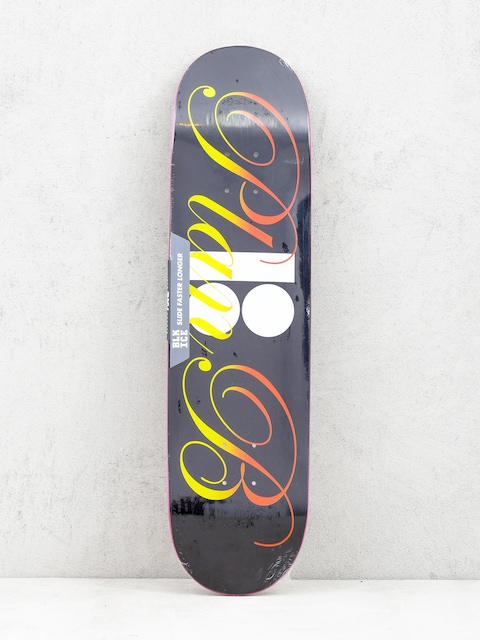 Plan B Team Og Intent Deck (black)