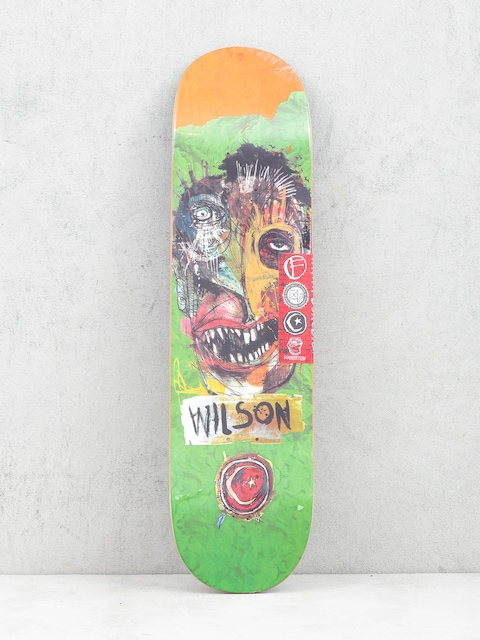 Foundation Wilson Yocopio Deck (multi)