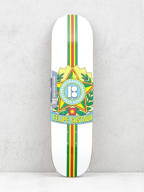 Plan B Felipe Seal Deck (white)