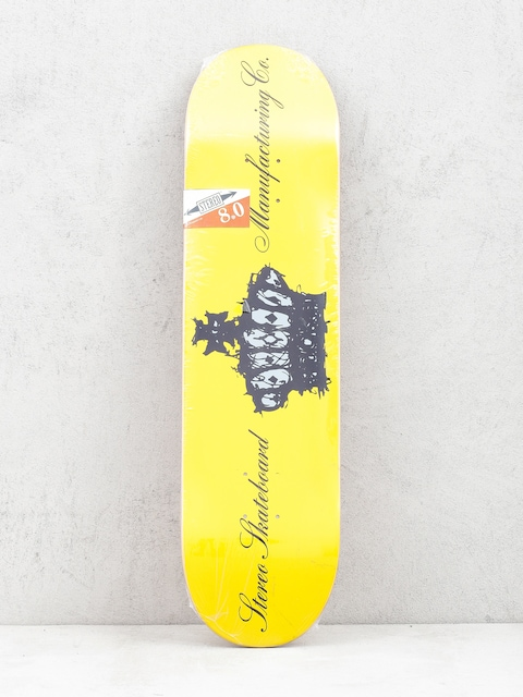 Stereo Crown Team Deck (yellow)
