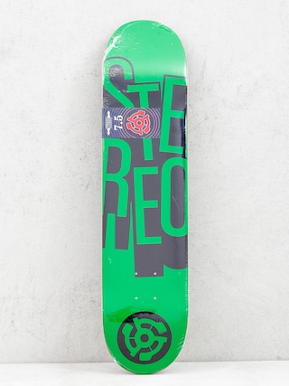 Stereo Stacked Deck (green)