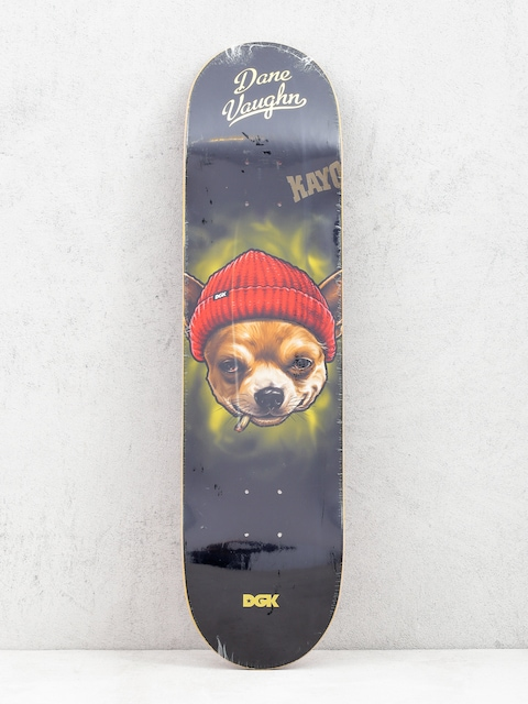DGK Spirit Animals Deck (vaughn)