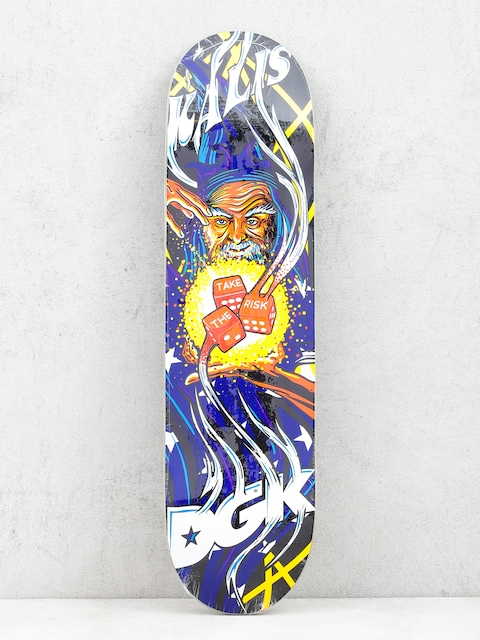 DGK Blacklight Deck (kalis)