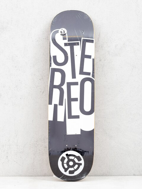 Stereo Stacked Deck (black)