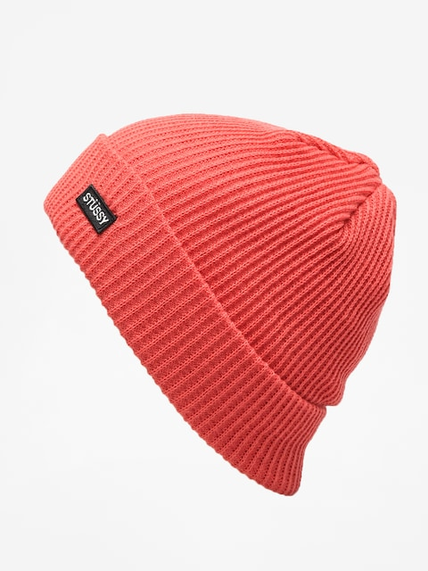 Stussy Small Patch Watch Beanie (rose)