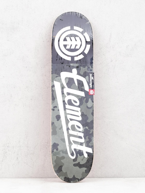Element Bark Camo Script Deck