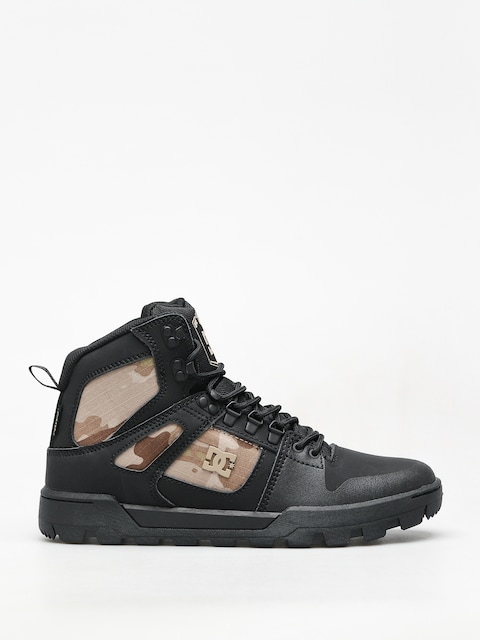 DC Pure Ht Wr Shoes (black camo)