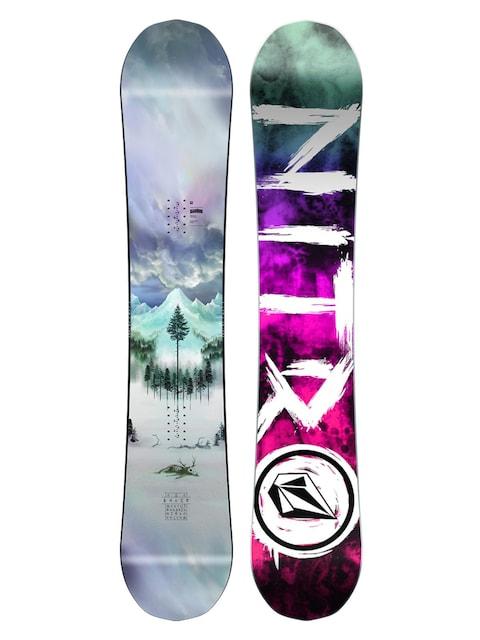 Nitro Snowboard Beast Nitro X Volcom (multi)