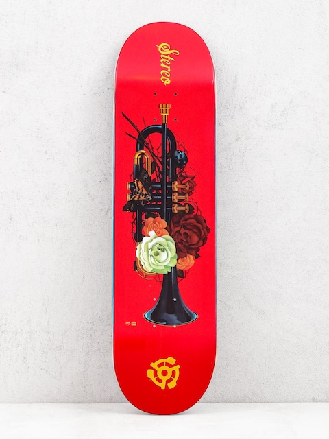Stereo Amor Eterno Deck (red)