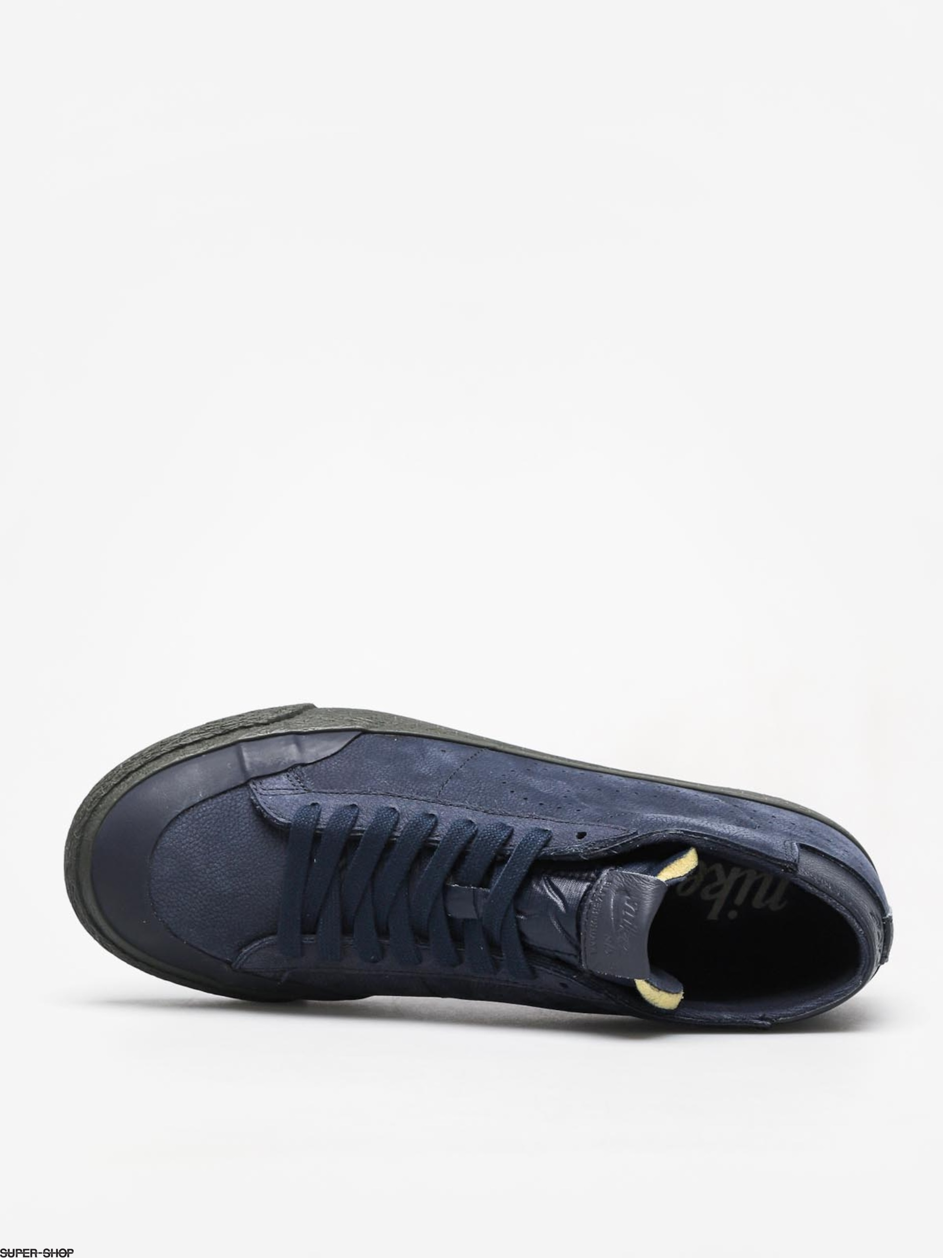 e2421dfa67b Nike SB Sb Zoom Blazer Chukka Xt Premium Shoes (obsidian obsidian)