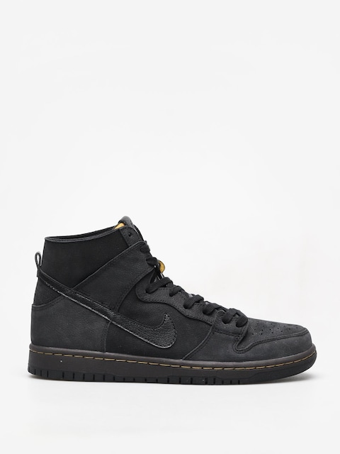 Nike SB Sb Zoom Dunk High Pro Deconstructed Premium Shoes (black/black velvet brown peat moss)