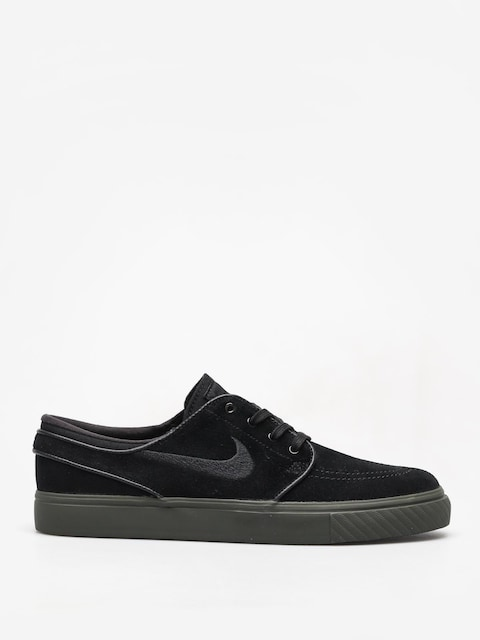 Nike SB Zoom Stefan Janoski Shoes (black/black sequoia)