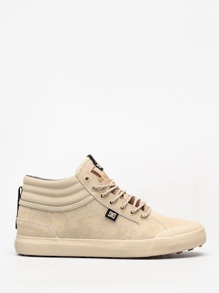 DC Evan Hi Wnt Shoes (tan camo)
