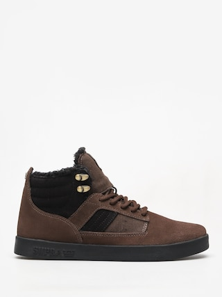 Supra Bandit Shoes (demitasse black)