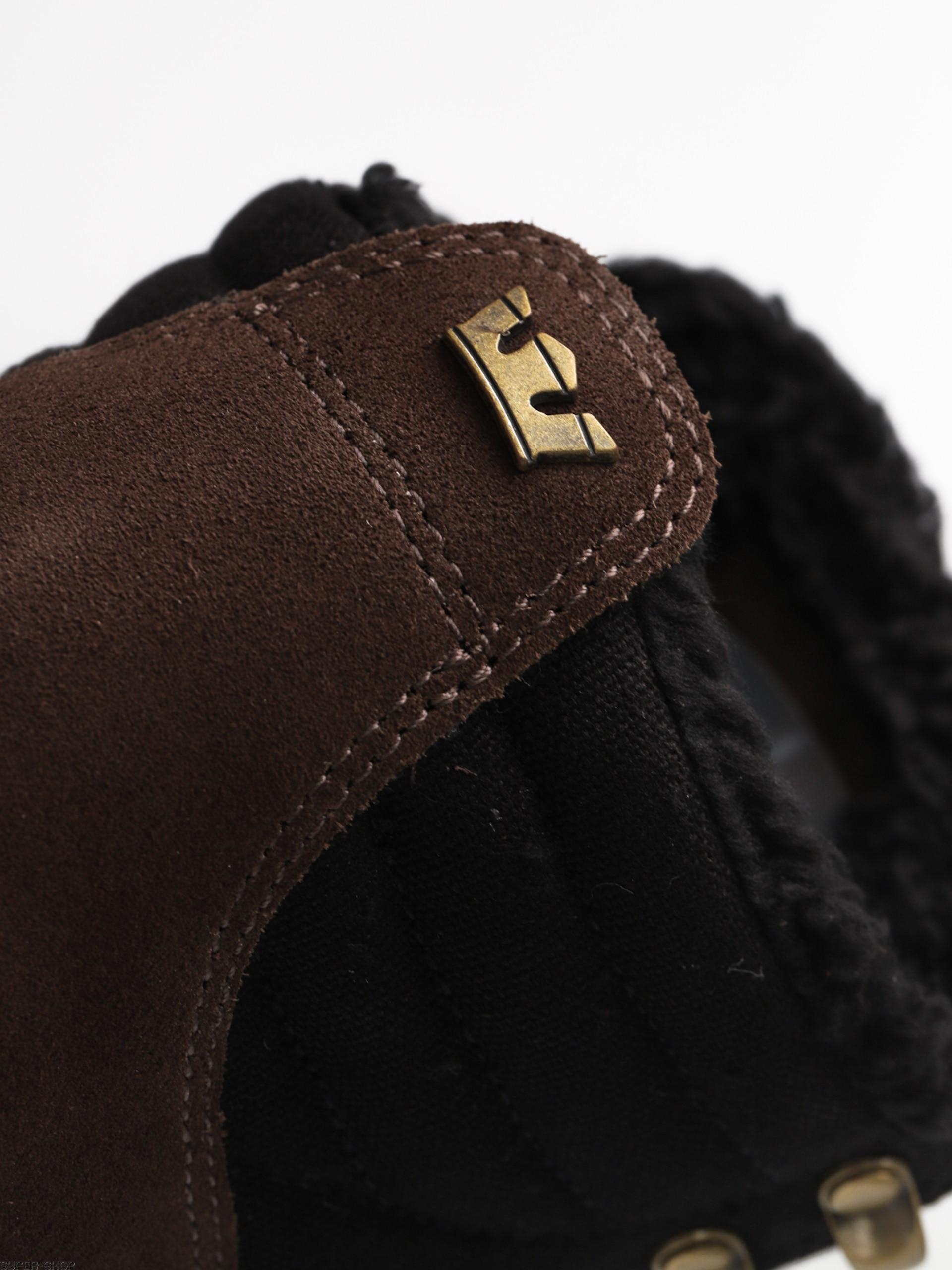 67c6e5fd211b Supra Bandit Shoes (demitasse black)