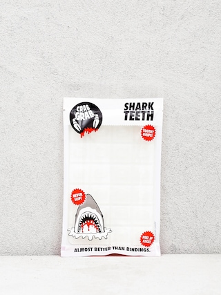 Crab Grab Pad Shark Teeth (clear)