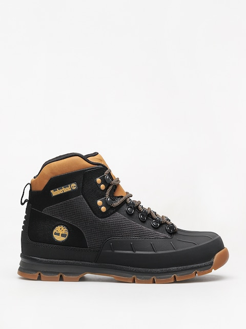 Timberland Euro Hiker Shell Jacquard Winter shoes (black)