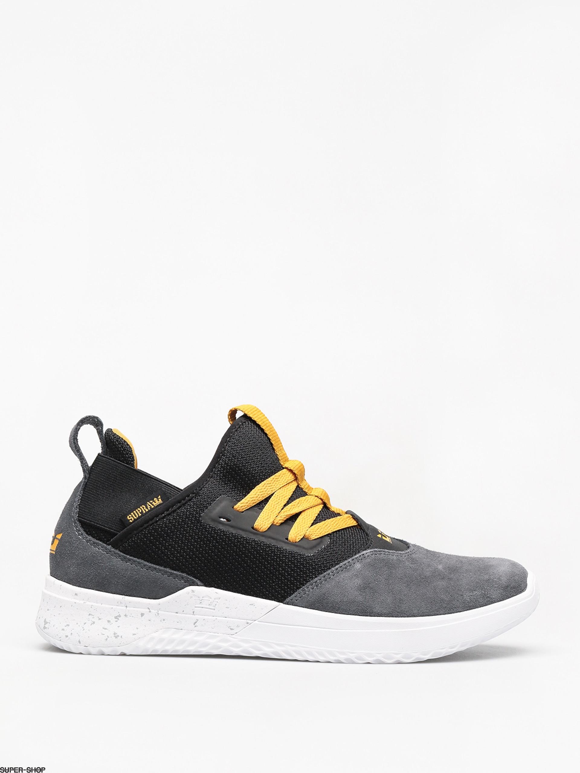 Supra Titanium Shoes (dk grey/black