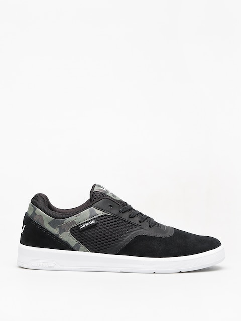 Supra Saint Shoes (black/camo white)