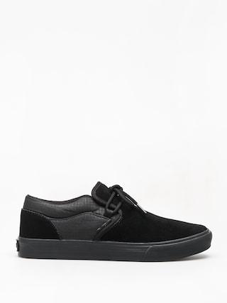 Supra Cuba Shoes (black black/camo)