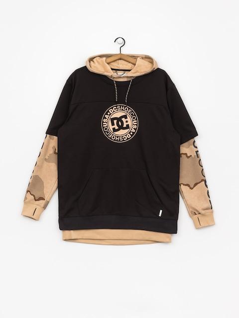 DC Dryden Active sweatshirt (black)