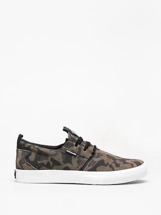 Supra Flow Shoes (camo white)