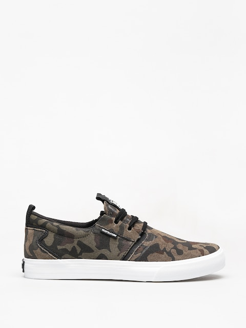 Supra Flow Shoes (camo white)