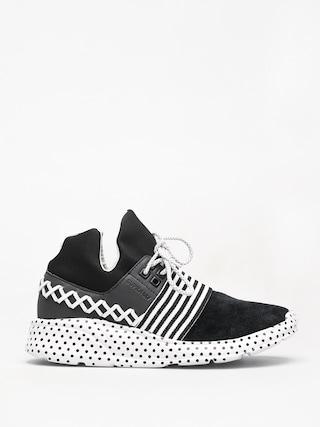 Supra Catori Shoes Wmn (black/white polka dot)