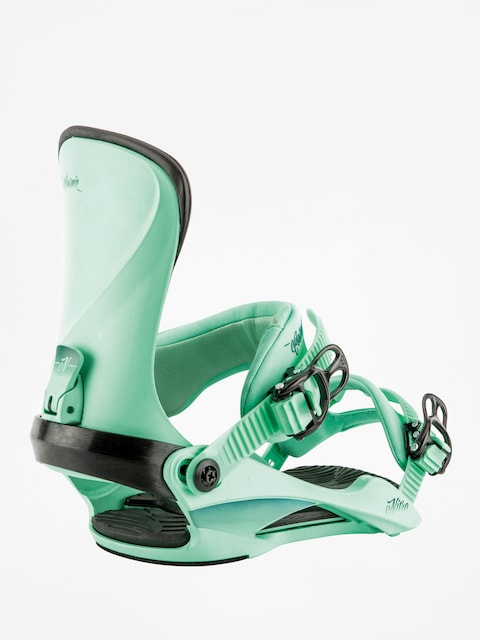 Nitro Cosmic Snowboard bindings Wmn (muted brights series coral)