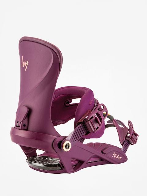 Nitro Ivy Snowboard bindings Wmn (port)