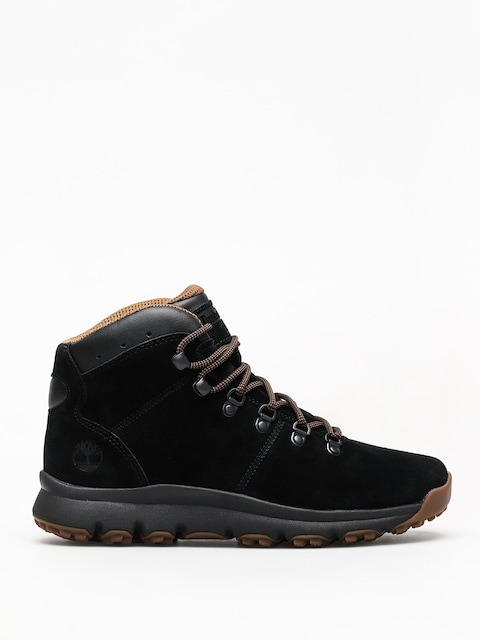 Timberland World Hiker Mid Winter shoes (jet black)