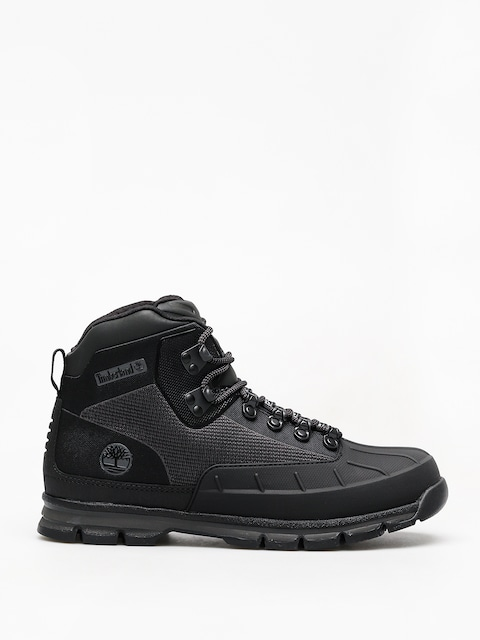 Timberland Euro Hiker Shell Jacquard Winter shoes (jet black)