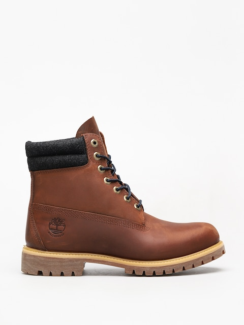 Timberland 6 In Double Collar Winter shoes (rawhide)