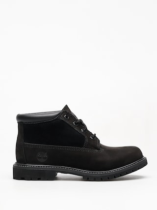 Timberland Nellie Chk Lthr Sd Nwp Winter shoes Wmn (black)