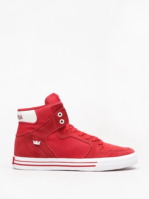 Supra Vaider Shoes (formula one white)