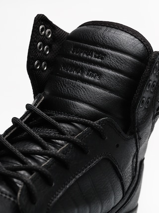 Supra Skytop Cw Shoes (black black/gum)
