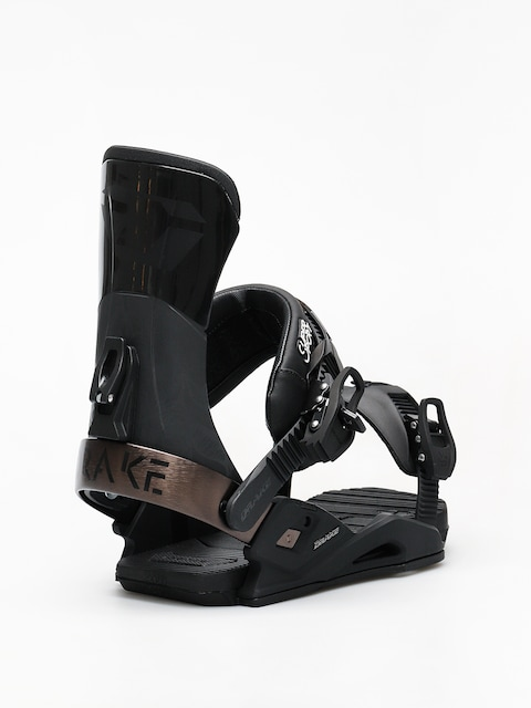 Drake Super Sport Snowboard bindings (black)